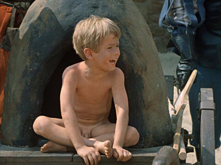 Zen Video Мальчику Обнаженный