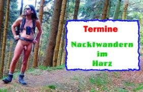 Undeloh nacktwanderweg Nacktwanderung auf